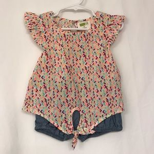 NWT Crazy 8 outfit